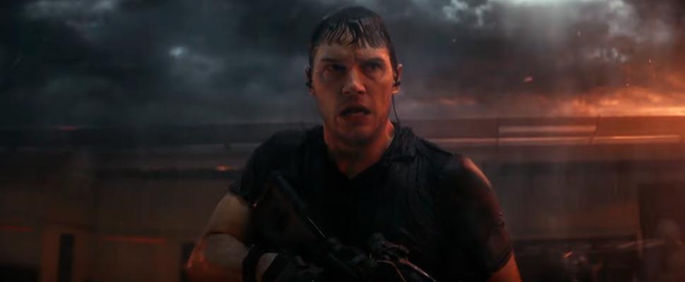 Still from the film 'Tomorrow's War'