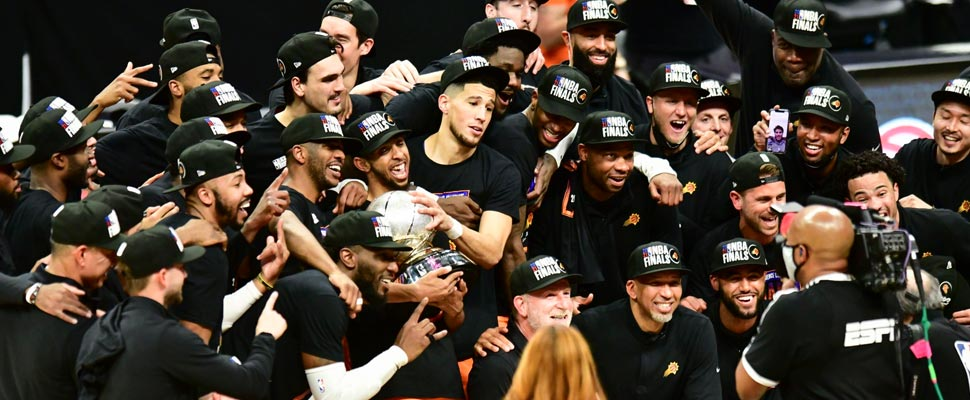 Who are the Phoenix Suns? All About the First NBA Finalists