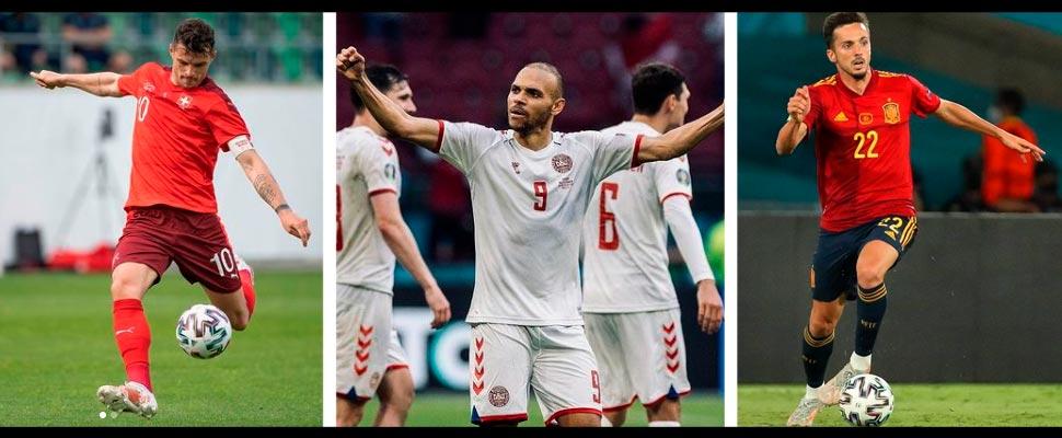 Jugadores que subieron de nivel gracias a la Eurocopa 2021