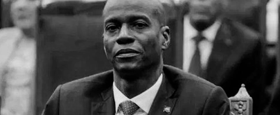 Jovenel Moïse, Haitian President
