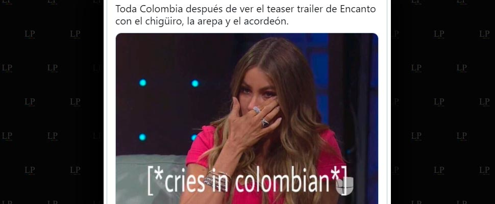 """The best memes and jokes that the trailer of """"Encanto"""" has left"""