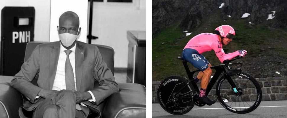 Latin America in Short: President of Haiti Was Assassinated and Rigoberto Urán Ascends In The Tour