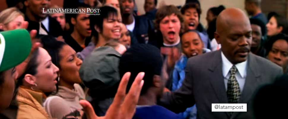 Fotograma de la película 'Coach Carter'