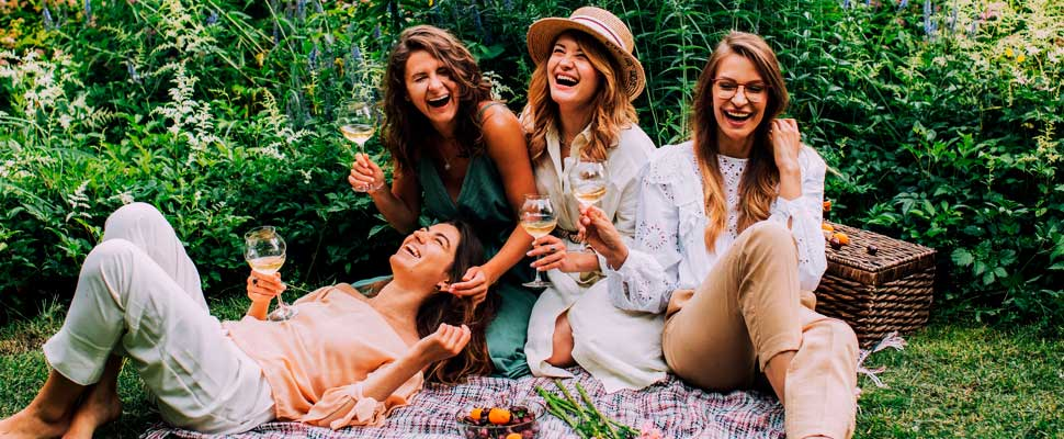 Your Circle of Friends Provides You Well-Being
