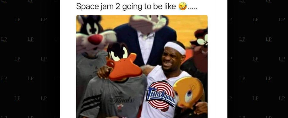 The best memes of Space Jam 2