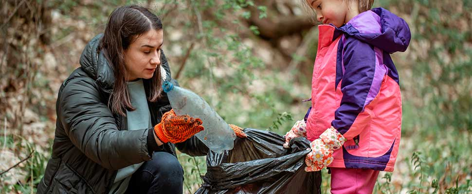 8 Ways To Teach Children To Care the Environment