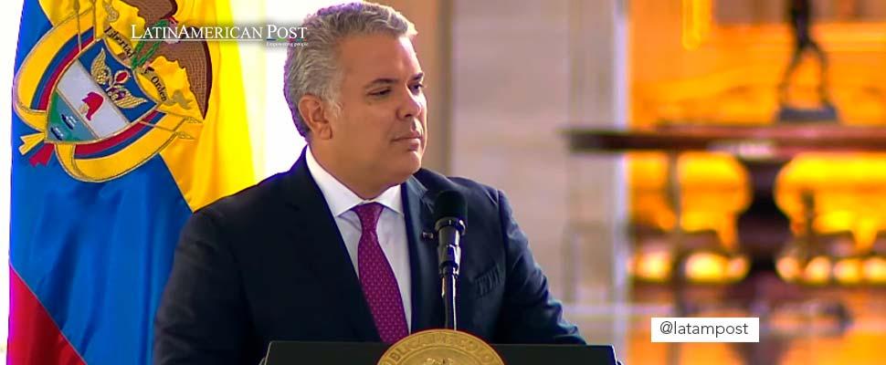 President of Colombia, Iván Duque