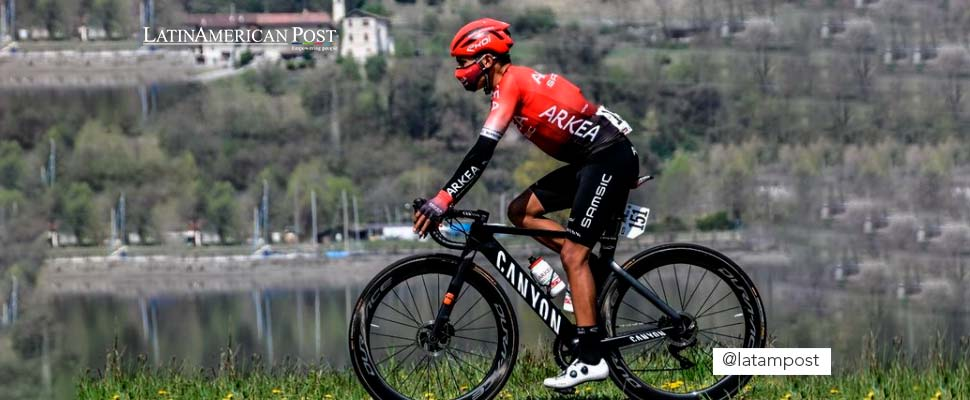 Why do Colombian cyclists Dominate the Mountain Stages?