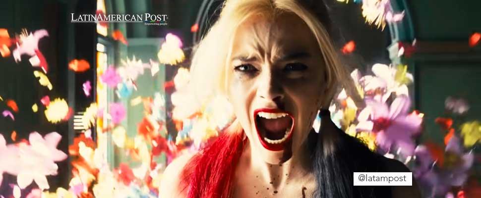 Fotograma de la película 'El Escuadrón Suicida'