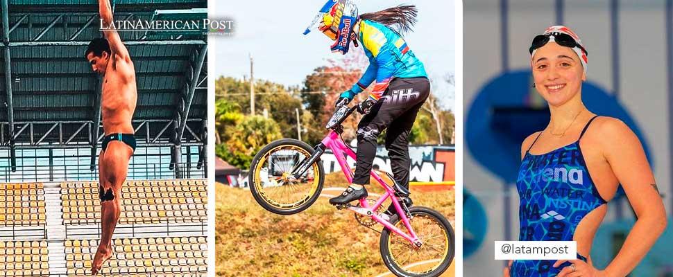 Tokio 2020: Cinco atletas latinos que buscan el oro olímpico