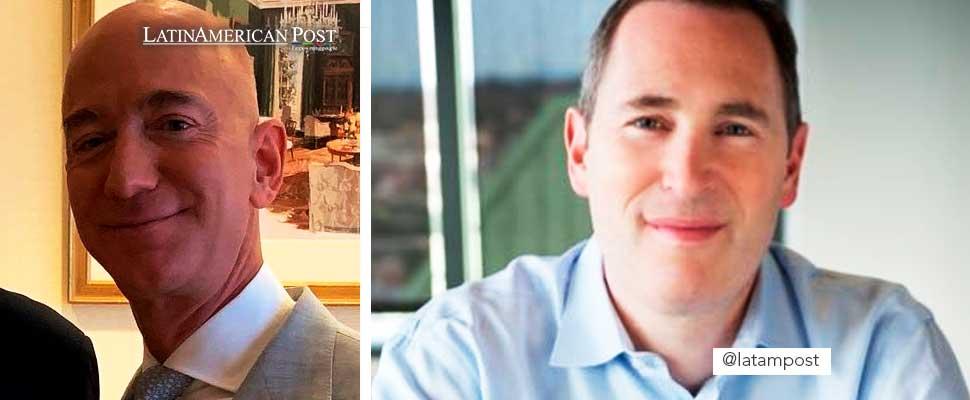 """¿Quién es Andy Jassy y por qué es el """"reemplazo perfecto"""" de Jeff Bezos como CEO de Amazon?"""