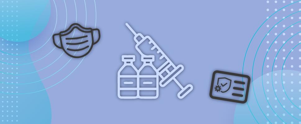 Infografía: ¿Qué debes hacer antes y después de aplicarte la vacuna contra la COVID-19?