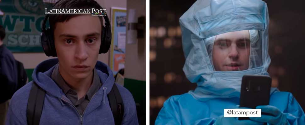 Still from the series 'Atypical' and 'The Good Doctor'