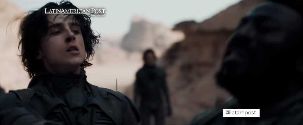 Fotograma de la película 'Dune'
