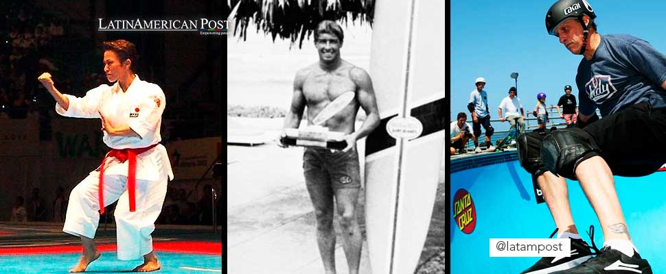 These Athletes Would Have Won Gold in Debut Olympic Sports