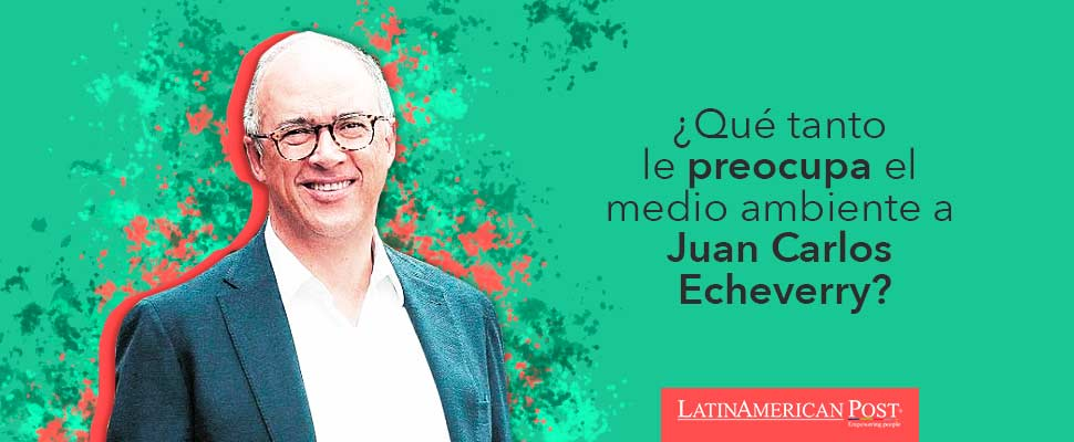 Opinión: la precandidatura de Juan Carlos Echeverry es una amenaza para el medio ambiente colombiano