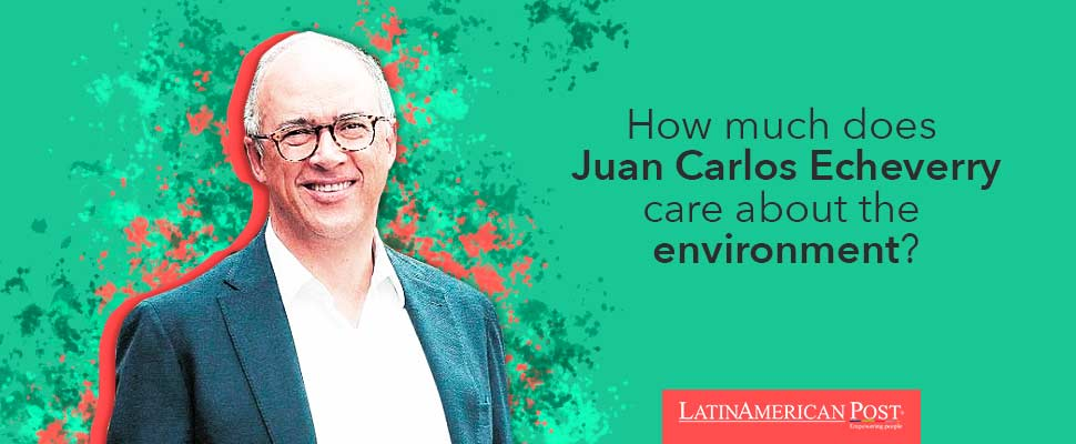 Opinion: The Candidacy of Juan Carlos Echeverry is a Threat to the Environment in Colombia