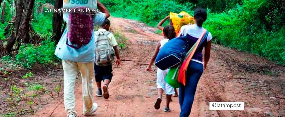 Desplazamiento forzado en Ituango, Antioquia