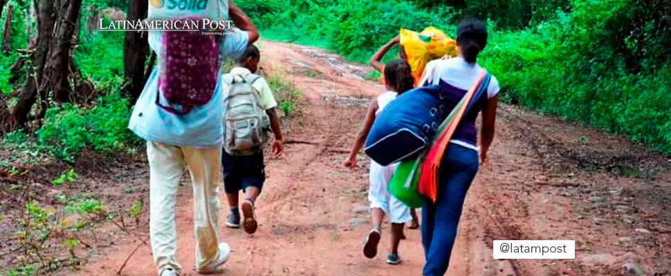 Interview: What is happening with the migration crisis in Antioquia?