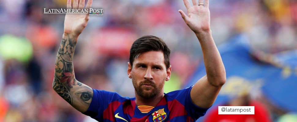 The Best Moments of Lionel Messi at FC Barcelona