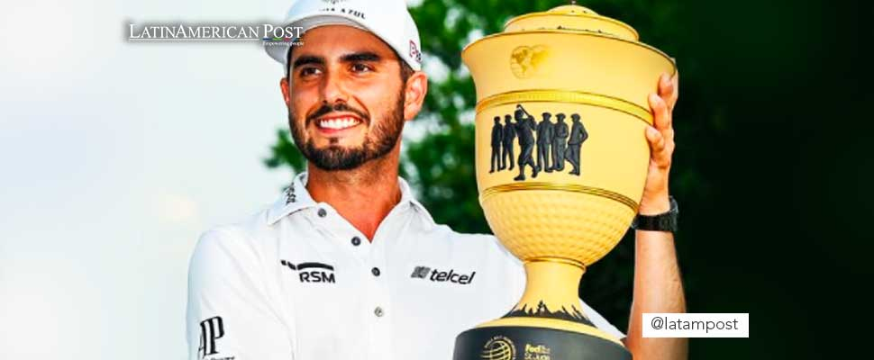 Abraham Ancer Won His First PGA Tour Title - How Did He Get It?