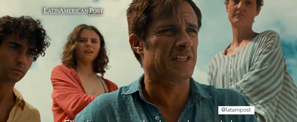 Old: The New Film by Gael García that Ventures into Philosophical Horror