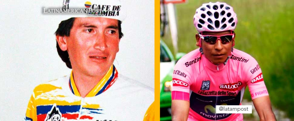 The Most Successful Colombians in the Vuelta a España