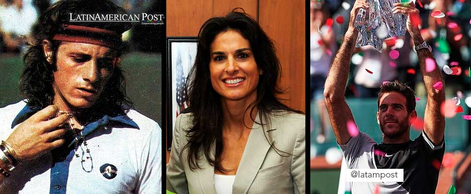 Tennis: The only 6 Latinos to Win a Grand Slam