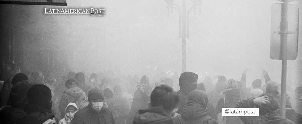 """""""Airpocalypse"""": cuando el aire que respiramos se vuelve tóxico"""
