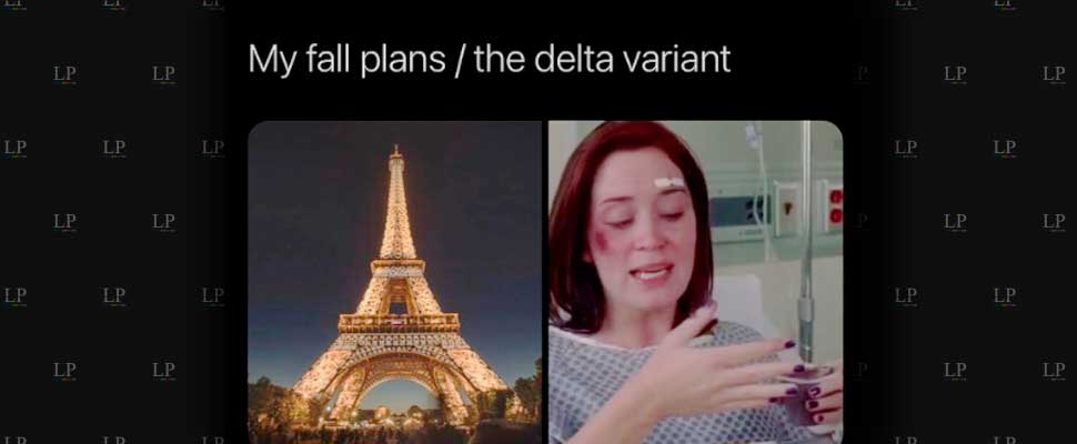 Have Fun With The Best Memes Of The Delta Variant