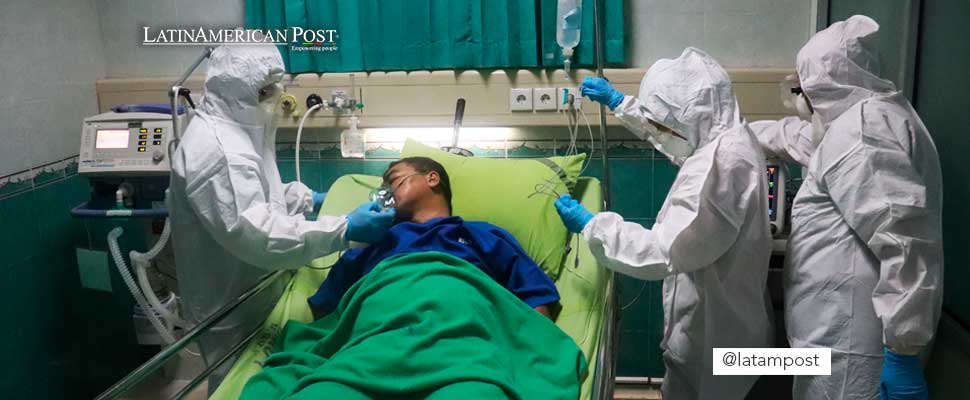 Person in Intensive Care Unit