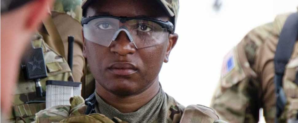 Agent Tai, First Black Woman Joining the SWAT Team