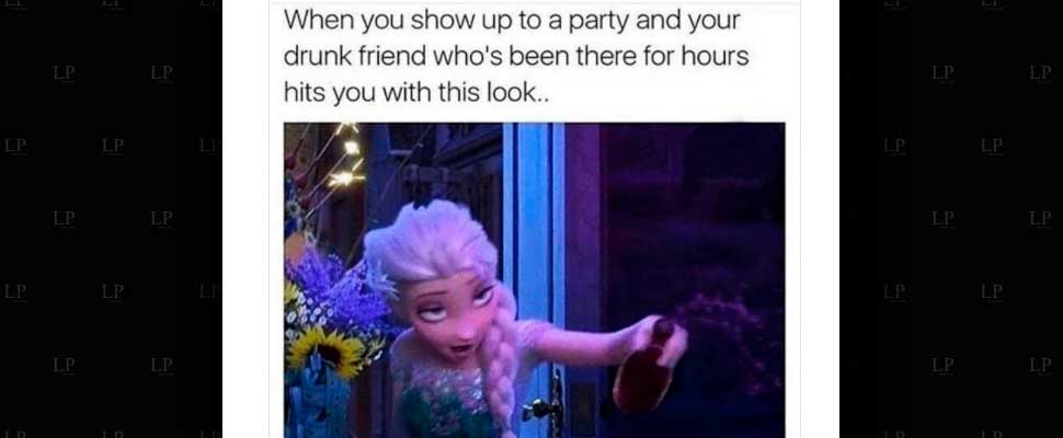 Laugh at these memes to party (or to stay home)