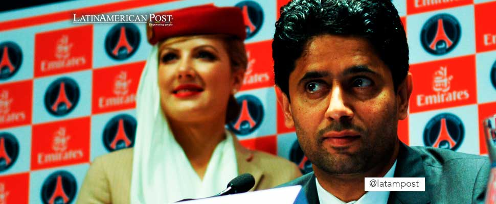 Nasser Al-Khelaïfi: The Incredible Story Behind the PSG President