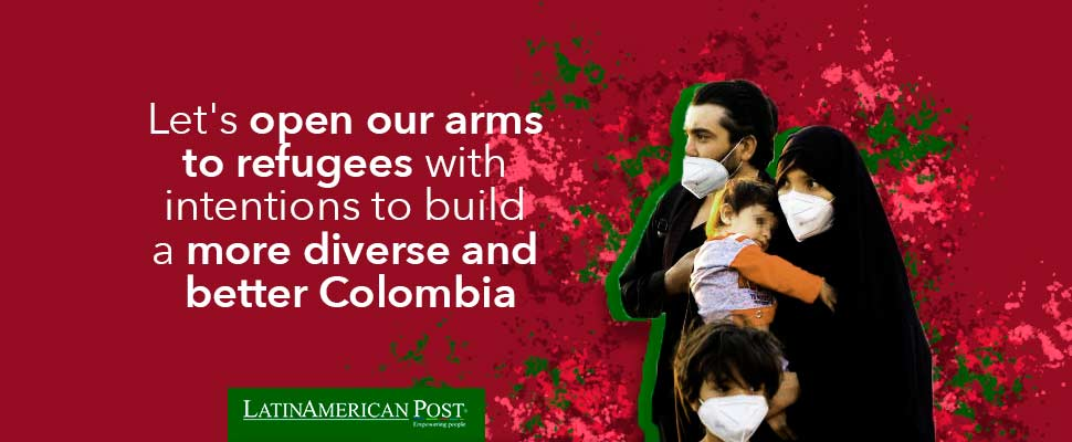 Opinion: Colombia Should Welcome Afghan Refugees With Open Arms