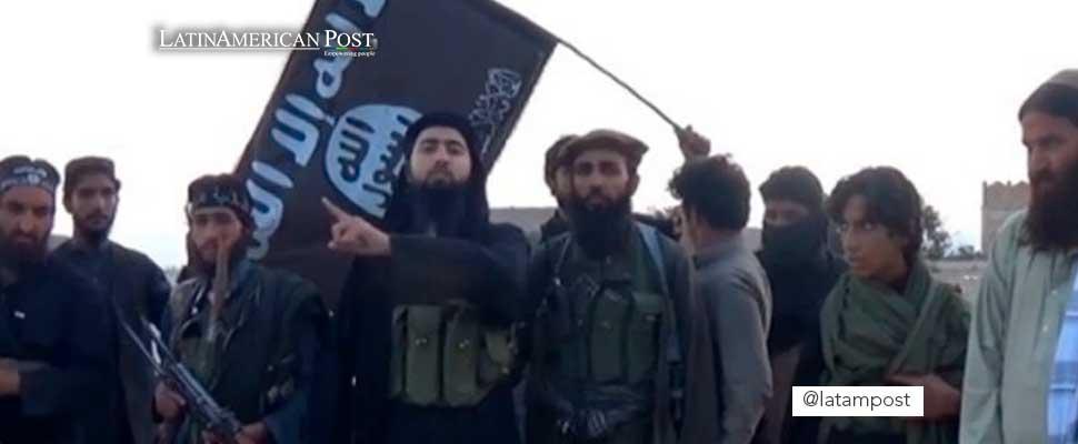 Miembros del grupo ISIS-K