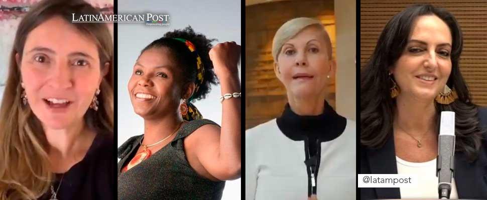 Las mujeres en la carrera presidencial de Colombia