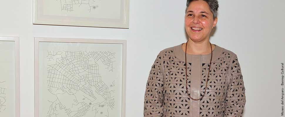 Colombian Artist Johanna Calle Exhibits in Shanghai
