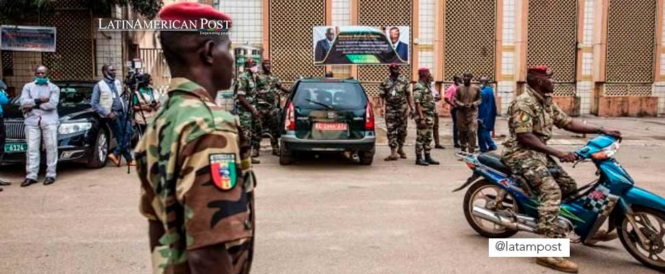Coup in Guinea Conakry