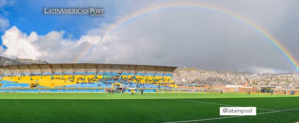 Estadio Daniel Alcides Carrión