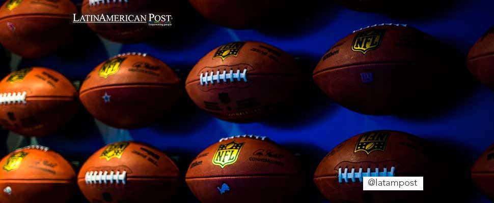 American footballs