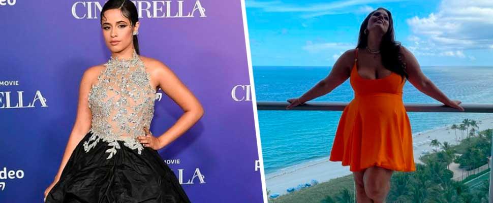 Camila Cabello and Ashley Graham