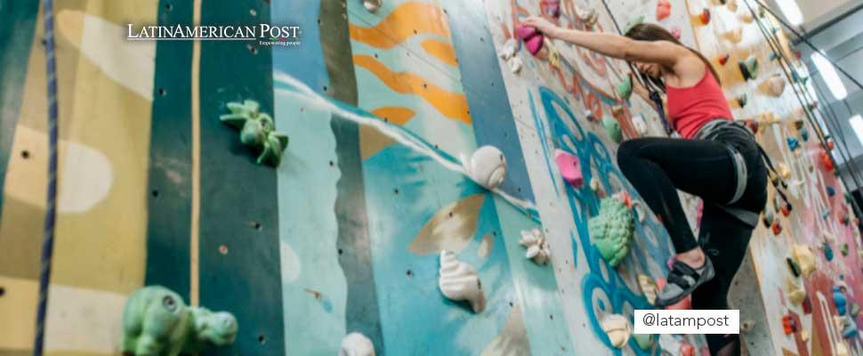¿Cómo entrenan los escaladores?