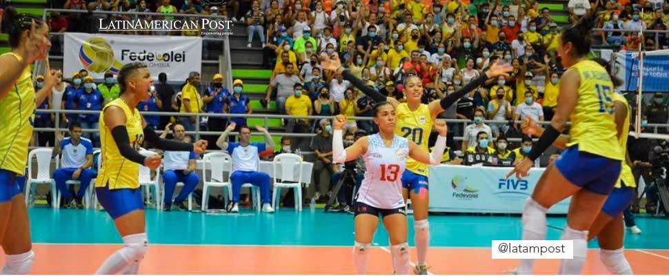 Los 3 mayores obstáculos para Colombia en el Mundial de voleibol