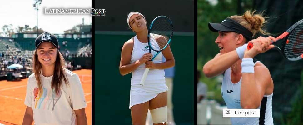 Estas son las mejores latinas en la WTA