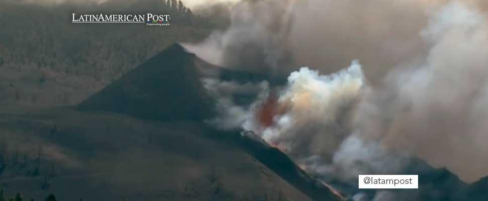 La Palma volcano eruption
