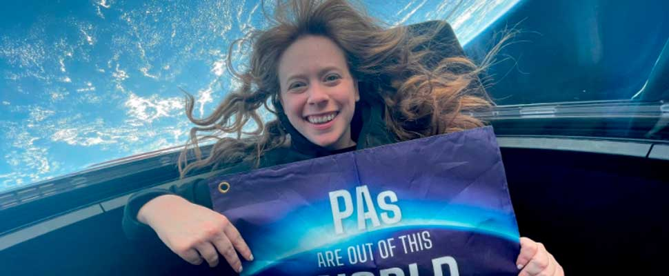 The Amazing Story Behind Astronaut Hayley Arceneaux
