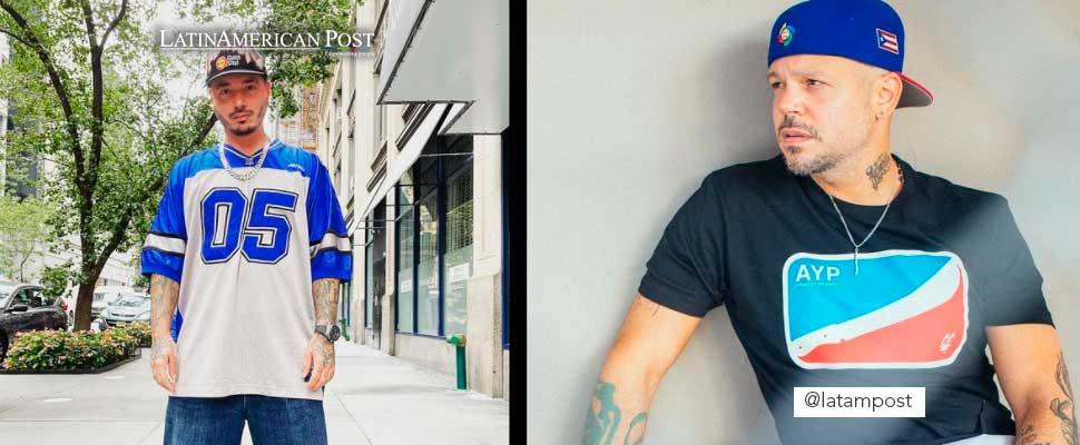 "J Balvin vs. Resident: Who Represents The True ""Urban Genre""?"