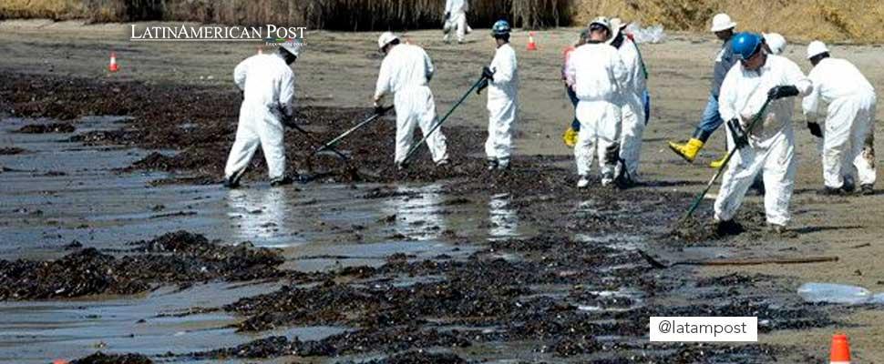 Catástrofe Ambiental: ¿Qué se sabe del derrame de petróleo en California?