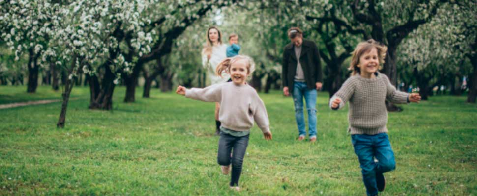 Connecting With Your Children's Feelings Ensures a Healthy Upbringing